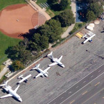 Santa Monica Airport Jets Noise and Pollution 2014