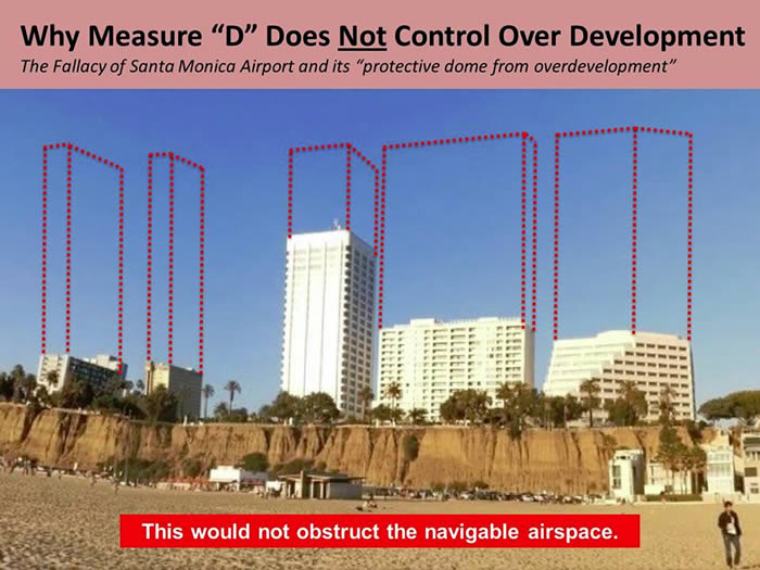 Measure D does not control over development